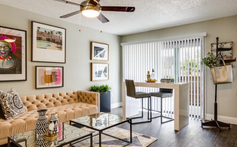 landing apartment amenities
